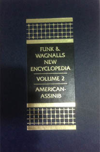 Funk and Wagnalls New Encyclop...