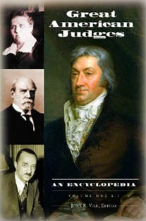 Great American Judges [2 volum...
