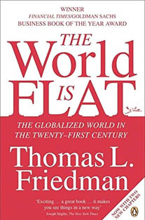 The World Is Flat: The Globali...
