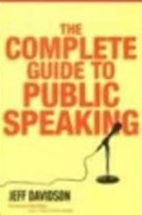 Perfect guide On Public Speaki...